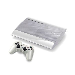 Console PlayStation 3 Super Slim 250GB Branco - Sony