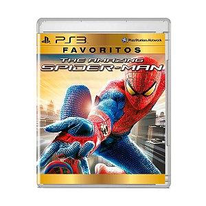 Jogo The Amazing Spider-Man ( Edição Favoritos ) - PS3