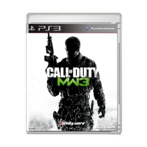 Jogo Call of Duty Modern Warfare 3 (Capa Reimpressa) - PS3