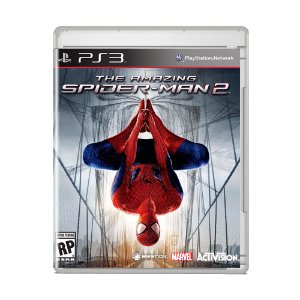 Jogo The Amazing Spider-Man 2 - PS3