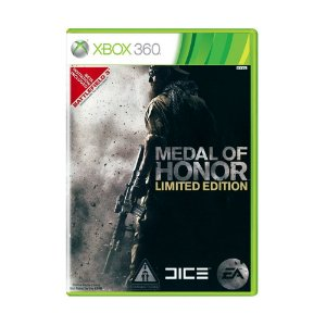 Jogo Medal of Honor: Limited Edition - Xbox 360