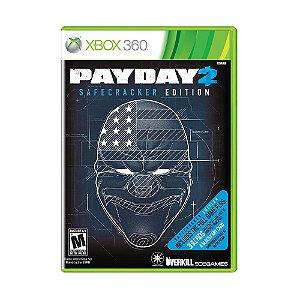 Jogo PayDay 2: Safecracker Edition - Xbox 360