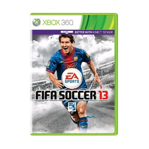 Jogo Fifa Soccer 13 - Xbox 360