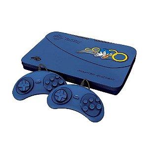 Console Sega Master System Evolution Com 132 Jogos - Tec Toy