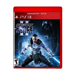 Jogo Star Wars The Force Unleashed 2 (Greatest Hits) - PS3