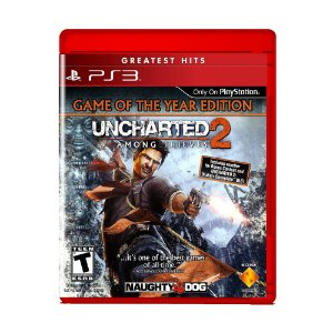 Jogo Uncharted 2: Among Thieves (Greatest Hits) - PS3