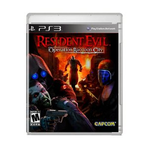 Jogo Resident Evil: Operation Raccoon City - PS3
