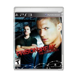 Jogo Prison Break The Conspirancy - PS3