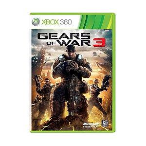 Jogo Gears of War 3 - Xbox 360