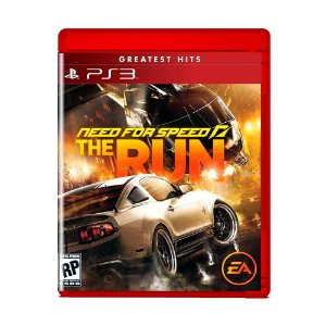 Jogo Need for Speed The Run (Greatest Hits) - PS3