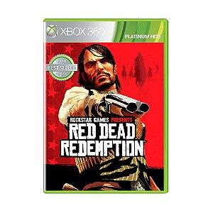 Jogo Red Dead Redemption (Platinum Hits) - Xbox 360