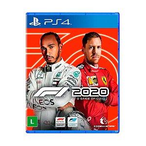 Jogo F1 2020 - PS4