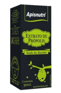 Extrato de Própolis - 30ml - Apisnutri