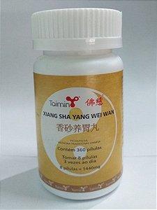 XIANG SHA YANG WEI WAN 香砂养胃丸 (mediante prescrição terapeutica)