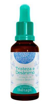 Floral Therapi - Tristeza e Desânimo 30 ml