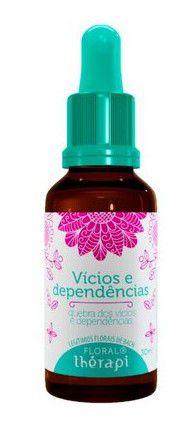 Floral Therapi - Vícios e Dependências 30 ml