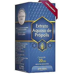 EXTRATO DE PRÓPOLIS AQUOSO 20ML