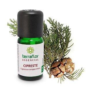 Óleo Essencial Cipreste 10ml - Terra Flor
