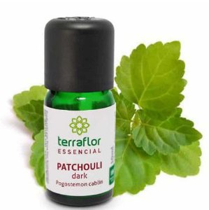ÓLEO ESSENCIAL PATCHOULI DARK 10ML - TERRA FLOR