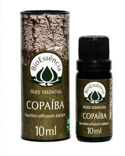 ÓLEO ESSENCIAL DE COPAÍBA - BIOESSENCIA