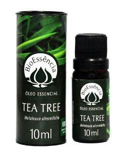 ÓLEO ESSENCIAL DE TEA TREE - BIOESSENCIA