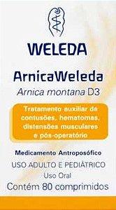 Arnica WELEDA D3