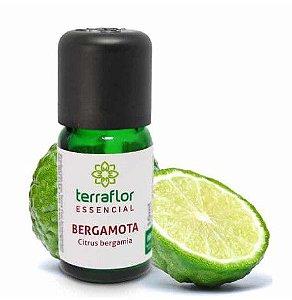 Óleo Essencial  Bergamota 10ml – Terra Flor