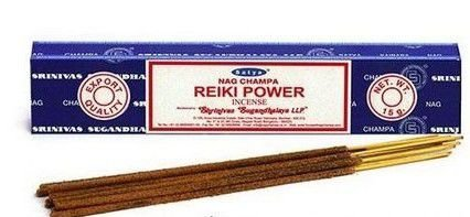 Incenso Nag Champa Reiki Power