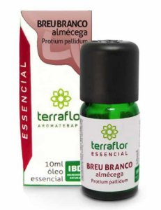 Oleo essencial Breu Branco 10ml - Terra Flor