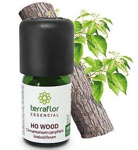 Óleo Essencial  Ho Wood 5ml – Terra Flor