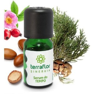 SERUM DO TEMPO 10ML - TERRA FLOR