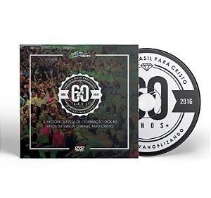 DVD - Festa dos 60 Anos OBPC