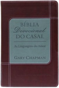 Bíblia devocional do casal (vermelha)
