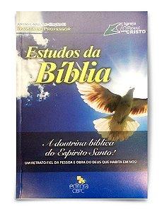 Estudo Bíblico - A doutrina Bíblica do Espírito Santo - Professor