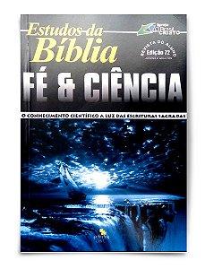 Estudo Bíblico - Fé e Ciência - Professor