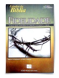 Estudo Bíblico - Fidelidade - Professor
