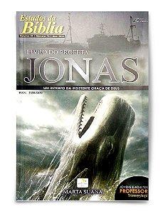 Estudo Bíblico - Jonas - Professor