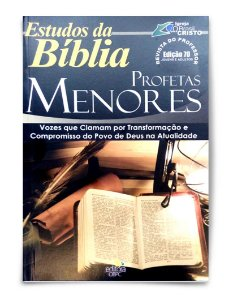 Estudo Bíblico - Profetas menores - Professor