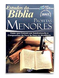 Estudo Bíblico - Profetas menores - Aluno