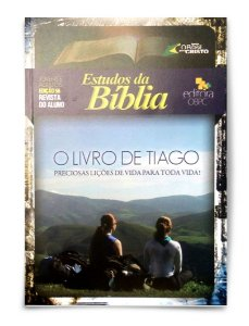 Estudo Bíblico - O Livro de Tiago - Aluno