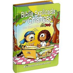 Bíblia Explicada para Crianças com Ilustrações