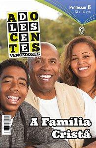 Revista Adolescentes (13 a 14 anos) Professor - 2º Trimestre 2020