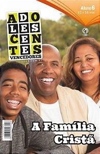 Revista Adolescentes (13 a 14 anos) Aluno - 2º Trimestre 2020