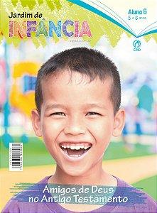 Revista Jardim de Infância (5 a 6 anos) Aluno - 2º Trimestre 2020