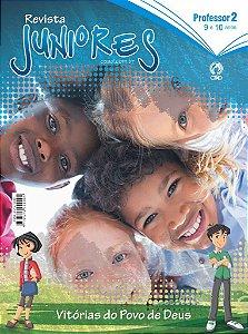 Revista Juniores (9 a 10 anos) Professor - 2º Trimestre 2019