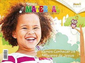 Revista Maternal (3 a 4 anos) Aluno - 2º Trimestre 2020