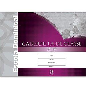 Caderneta de Frequência da Escola Dominical