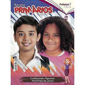 Revista Primários (7 a 8 anos) Professor - 3º Trimestre 2018