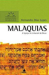 Malaquias - Comentários Expositivos