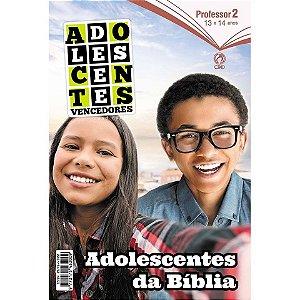 Revista Adolescentes (13 a 14 anos) Professor - 2º Trimestre 2019